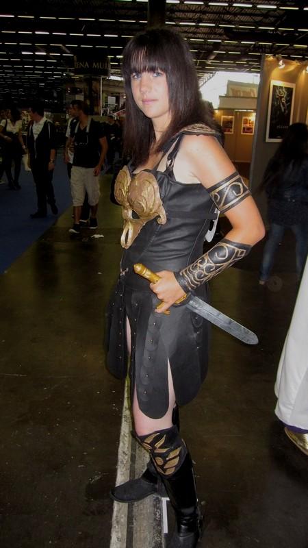 Comic Con' 2012 Xena-3639f44