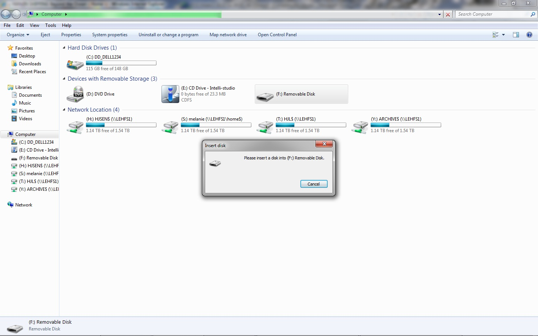 mon pc ne detecte pas ma carte sd Micro SD non détécté par ordi et AP