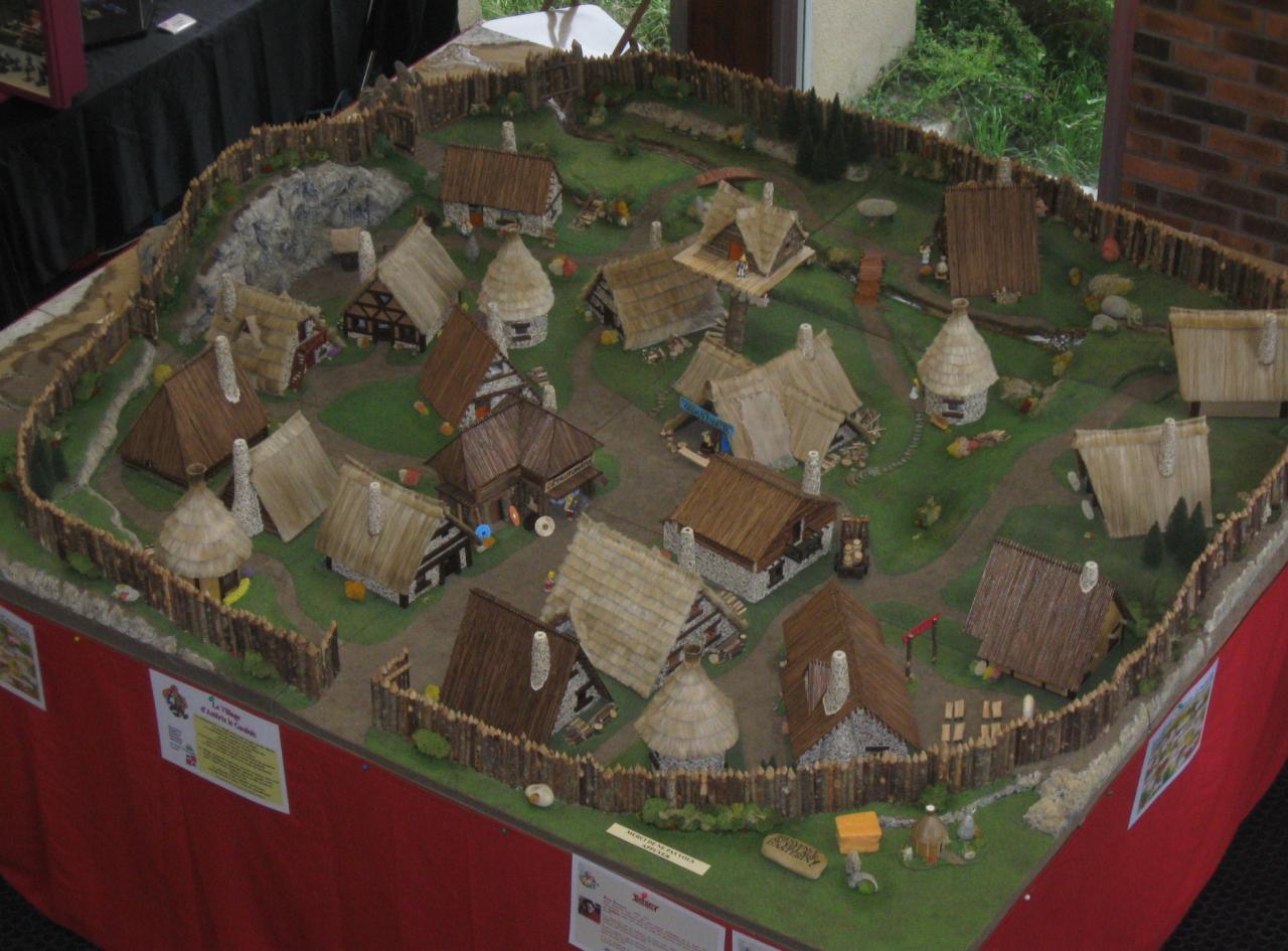 Le Village d'Astérix le Gaulois au 1/40  Village-asterix-05-32d11eb